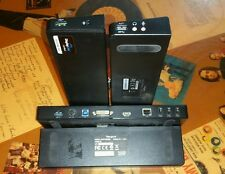 Targus ACP70US USB 3.0 SuperSpeed Dual Video Docking Station Pre-owned