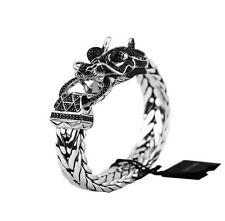 """Cuff Sapphire Sterling Silver 7 - 7.49"""" Fine Bracelets"""