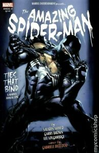 THE AMAZING SPIDER-MAN ANNUAL #1B 6TH SERIES 10.0 GEM MINT BY GABRIELE DELL'OTTO