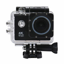 4K 16MP HD Sports Action Camera wifi Waterproof Helmet Cam for Go pro bag B