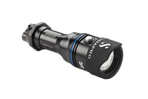 Scubapro Nova 850R Ancho Linterna 850 Lumen Regulable