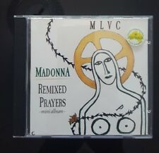 Madonna RARE Remixed Prayers AUSTRALIAN / JAPANESE  CD mini album WITH STICKER