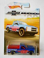 Hot Wheels CHEVROLET Chevy 1500 - 2017 Mattel #hw107