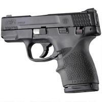 Hogue 18300 Handall Beavertail Grip Sleeve - For S&W MP Shield 45 - Black