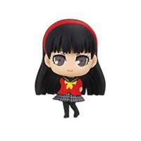 Persona 4 P4 The Golden Yukiko Amagi Side A Mini PVC Figure Keychain