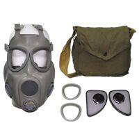ORIGINAL Schutzmaske CZ M10  ABC Maske Armee Gasmaske Atemschutzmaske Neuw.