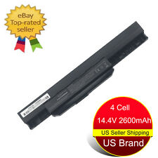 Laptop Battery for ASUS A41-K53 A43 A43S K43B K53 K53B K53E K53S  X43 X54 X54C