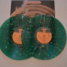 THE KINKS - ARE THE VILLAGE GREEN... - 2011 LTD. EDITION 2LP MULTICOLOR VINYL