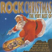 2 CDs ROCK CHRISTMAS - The Very best of - Das Original - Neuwertig !!