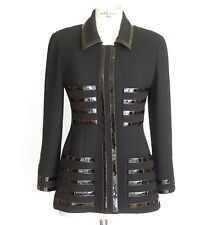 fb31f10c4c3 Wool Blend Solid CHANEL Coats   Jackets for Women for sale