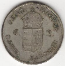 More details for 1849 hungary war of independence coinage 6 krajczar | coins | pennies2pounds