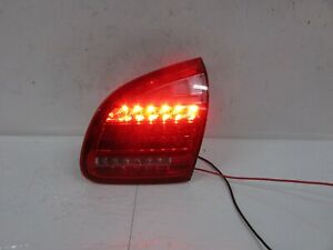 2011 2012 2013 2014 PORSCHE CAYENNE OEM RIGHT LID MOUNTED TAIL LIGHT TESTED T1