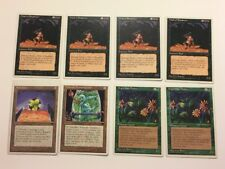 Magic The Gathering Trading Card Lot Chronicles Set (8 Cards) MTG