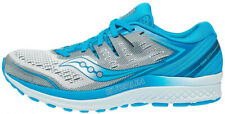 Saucony Guide ISO 2 Womens Running Shoes - Silver