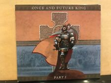 GARY HUGHES, Once & Future King part 1, Digipack, 2003, ROCK CD, excellent cond