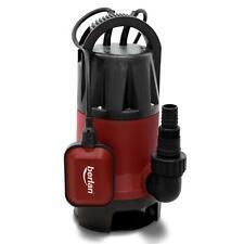 Pompa sommersa immersione elettropompa 750 W acque nere giardino 12.500 l/h