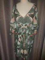 Label Of Love Resort Dress Sz L - EUC