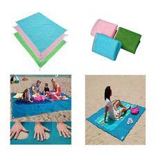 Large Sand Free Beach Mat Camping Picnic Outdoor Large Mattress Waterproof Magic