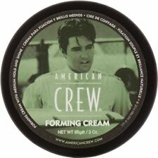 American Crew Forming Cream 3 oz for Medium Hold and Shine Elvis Presley Special