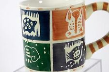 Cardinal Inc Ethnic Hieroglyph 14oz Coffee Tea Hot Chocolate Mug Cup Glass 113