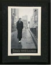 John McEnroe signed Johnny Mac Litho framed autograph Steiner COA /1500
