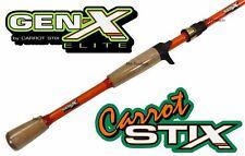 "Carrot Stix Casting 7' 6"" Ex Ex Heavy Gen X Elite Flipping Rod Cgxe761Xxh-Xf-C"