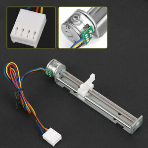 Linear Slide Ball Screw With Stepper Motor With Linear Slide Nut For DIY
