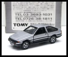 TOMICA LIMITED TL TOYOTA SPRINTER TRUENO LEVIN AE86 1/61 NEW DIECAST SILVER
