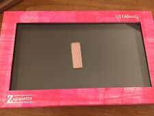Pink Z PALETTE Large Magnetic Makeup Case + Urban Decay Dust From Naked3 NEW