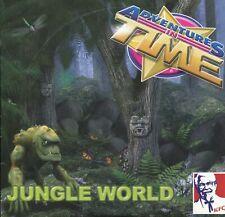 Aventuras en el mundo de la Selva/Pc Rom Juego