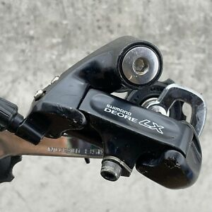 Shimano Deore LX Rear Derailleur RD-M567 8-Speed Long Cage Bolt On MTB
