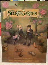 The Secret Garden James Howe; Frances Hodgson Burnett and Thomas B. Allen