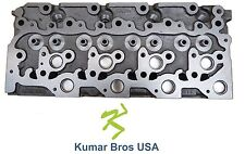"New Kumar Bros USA Cylinder Head for Bobcat S175 ""Kubota V2003"""