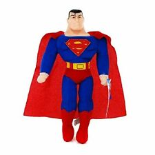 """NEW DC Superman Plush with Molded Head   18"""" Large"""