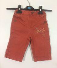 pantalon jeans orange Tout Compte Fait taille 12 mois 1 an Tbe  (C212)
