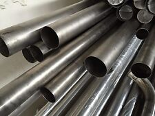 3.0 inch OD grade 2 titanium seam weld tube. Exhaust 76mm x 1.2mm thick, 1 meter