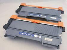 TN450 Toner Cartridge for Brother HL-2280 HL2270 HL2250 HL2242 MFC7460 7360 2pK
