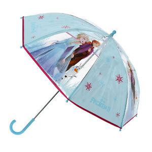 New Textiel Trade Disney Kid's Frozen II Elsa and Anna Transparent Stick