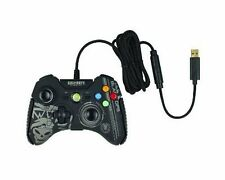 RARE Mad Catz XBOX 360 Call of Duty Black Ops Precision Aim Wired Controller