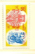 VERGINE NERA - BLACK MADONNA OF CZESTOCHOVA BRAZIL 1967