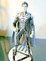 BLACKEST NIGHT SERIES 7 BLACK LANTERN SUPERMAN DC DIRECT~