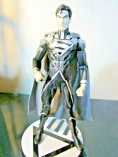 BLACKEST NIGHT SERIES 7 BLACK LANTERN SUPERMAN DC DIRECT~