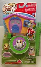 Siamese Kitty Chubby Puppies & Friends Spin Master New in Pack Flip N Play House