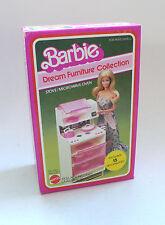 Vintage Mattel Barbie Dream Furniture Kitchen STOVE MICROWAVE OVEN MIB 1982
