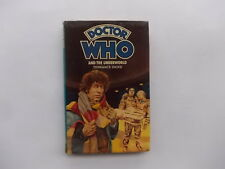 Doctor Who and the Underworld W H Allen Book (1st)