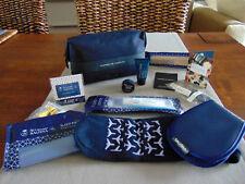 SAUDIA Business Class PORSCHE DESIGN Male BLUE Amenity Kit Trousse Kulturbeutel