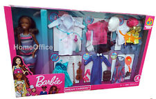 Barbie Fashion Careers Clothes / Accessories Ethnic Doll New