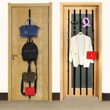 1 Closet CapRack 8-Baseball Cap Hat  Holder Rack  Organizer Storage Door Hanger