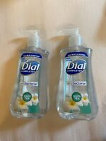 Lot Of 2 Dial White Tea Soap 7.5 Fl oz Antibacterial Kills 99.9% Fast Shipping