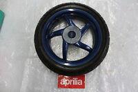 Aprilia SR 50 R Factory Felge Laufrad Rad Hinterrad Rear Rim #R7480
